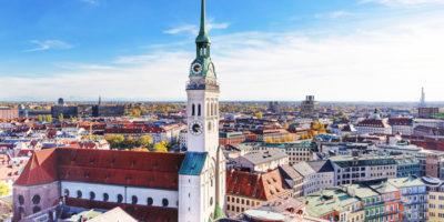 Экскурсии в Мюнхен, из Мюнхена, город, панорами города, столица Баварии