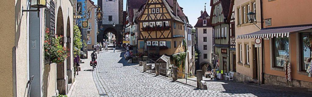 ротенбург-об-дер-таубер, Экскурсия в Ротенбург об дер Таубер