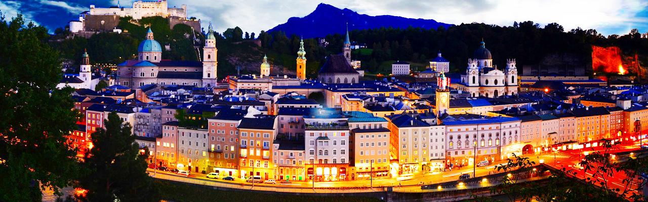 экскурсия в зальцбург, Зальцбург, Экскурсия, экскурсии с группой, Австрия