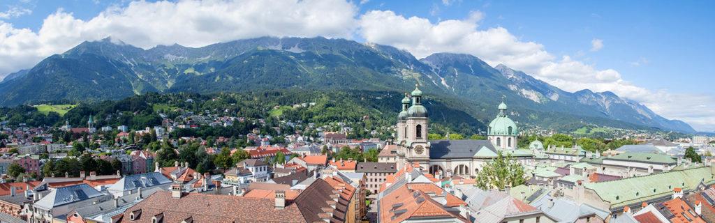 экскурсия в инсбрук, инсбрук, экскурсия с группой, австрия