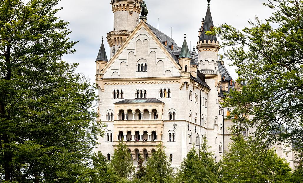 Индивидуальная экскурсия в замок Нойшванштайн