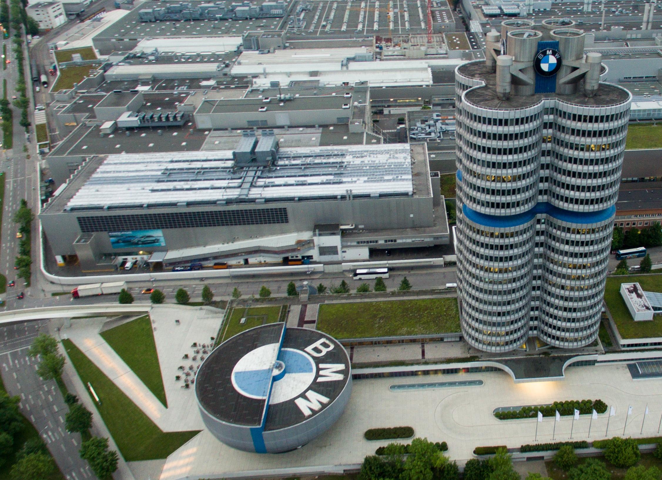 музей BMW, музей бмв, с аудиогидом, экскурсия, мюнхен