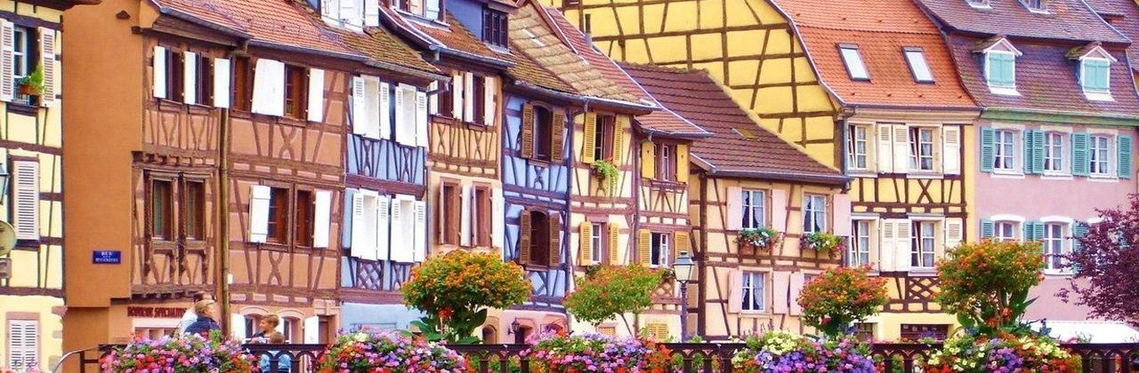 Баварская Романтическая дорога, экскурсии с группой